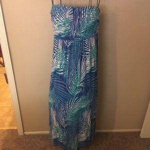 🎉Lane Bryant tube style maxi dress 18/20W🎉